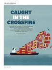 Caught in the crossfire – A Plus Magazine (September 2018)